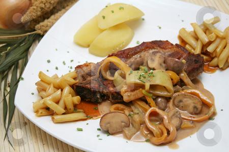 Fresh meal stock photo, A fresh meal by Yvonne Bogdanski