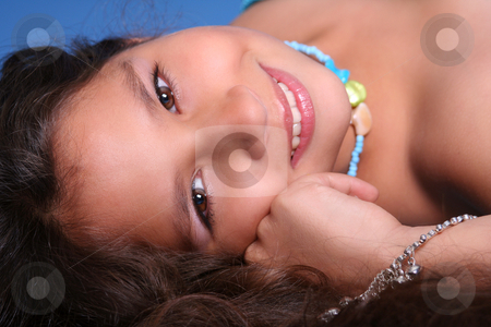 Young girl stock photo, Young girl by Yvonne Bogdanski