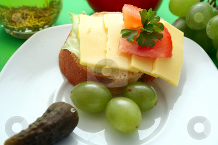 Breakfast stock photo,  by Yvonne Bogdanski