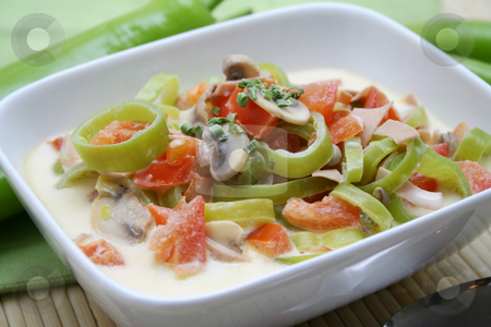 Fresh vegetables stock photo,  by Yvonne Bogdanski