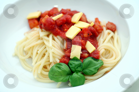 Pasta stock photo,  by Yvonne Bogdanski