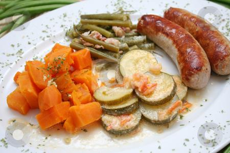 Fresh meal stock photo,  by Yvonne Bogdanski