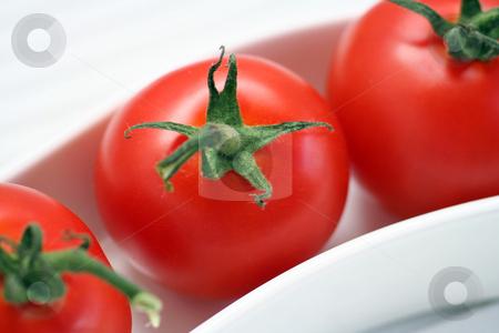 Tomatoes stock photo, Food by Yvonne Bogdanski