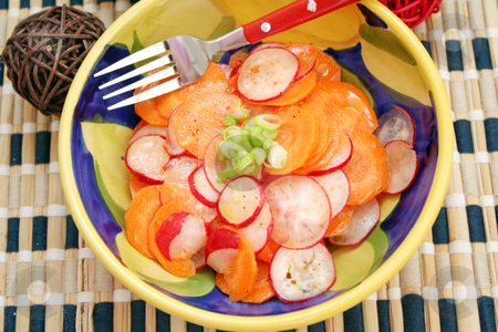 Fresh salad stock photo,  by Yvonne Bogdanski