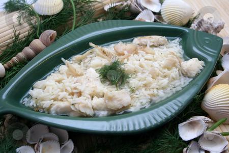 Fish soup stock photo,  by Yvonne Bogdanski