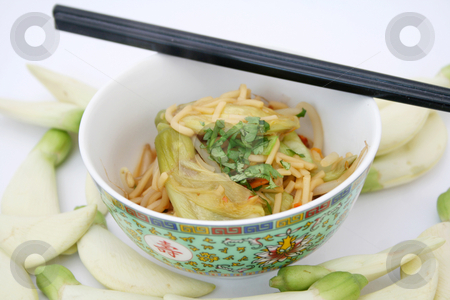 Asian food stock photo,  by Yvonne Bogdanski
