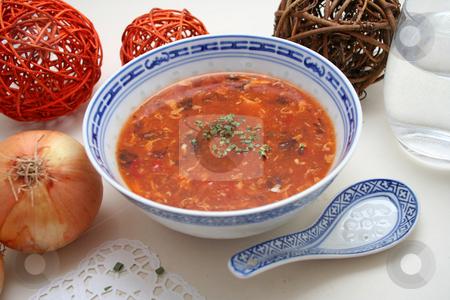 Asian food stock photo,  by Yvonne Bogdanski