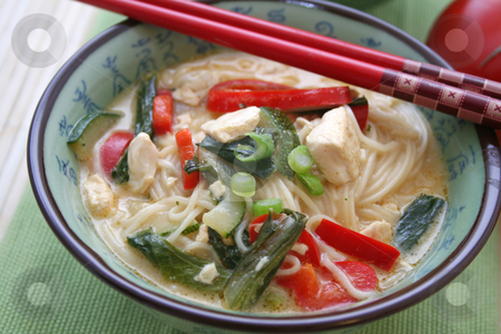 Japanese Food stock photo,  by Yvonne Bogdanski