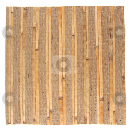 Bamboo 16 stock photo, Bamboo texture background material isolated on white by Stacy Barnett