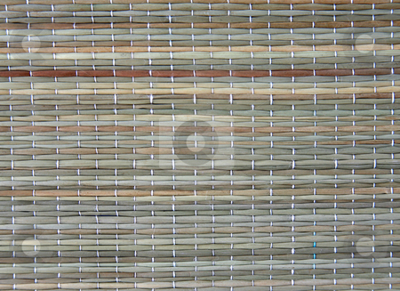 Bamboo 13 stock photo, Bamboo texture background bound together in a pattern by Stacy Barnett