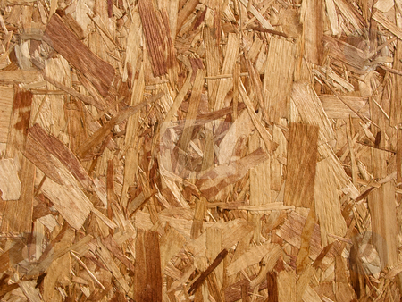 Wood texture stock photo, Wood panel background made of different  pieces by Laurent Dambies