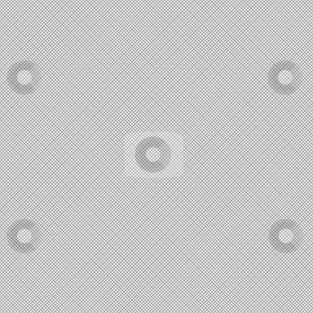 Simple grey texture stock photo, Seamless texture of thin diagonal checks on white by Wino Evertz