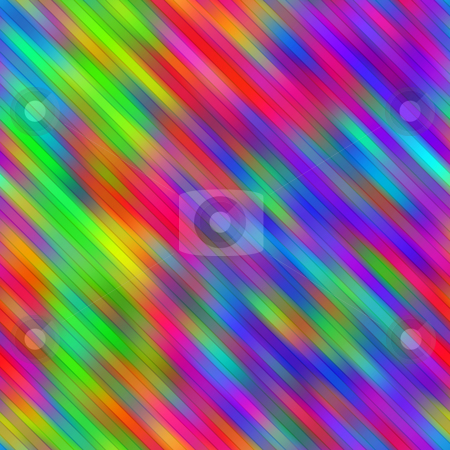 Colorful diagonal stripes stock photo, Texture of blurred diagonal lines in bright colors by Wino Evertz
