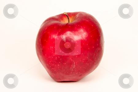 Organic Apple stock photo, Organic grown apple by Richard Walker