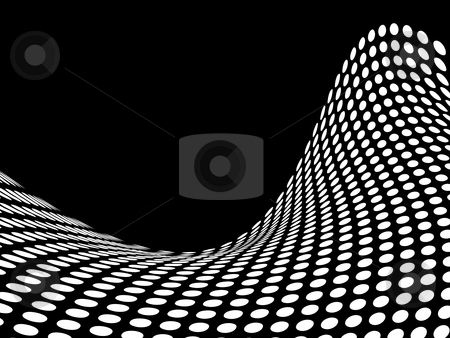 Abstract halftone background stock vector clipart, Abstract halftone background by Kirsty Pargeter