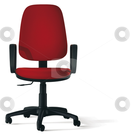 Armchair stock photo, Image of a red armchair by Anastasia Tsoupa