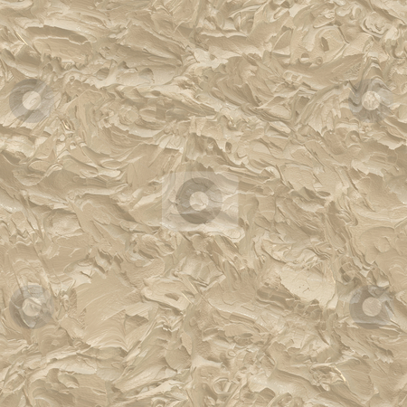 Plastered wall stock photo, A rough plastered wall texture that will tile seamlessly by Norma Cornes