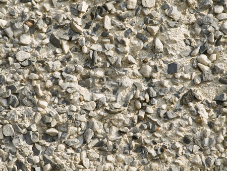 Stones background stock photo, The little grey stones outdoors pattern background by Sergej Razvodovskij