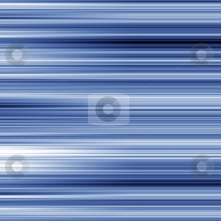 Blue colors horizontal lines abstract background. stock photo, Blue colors horizontal lines abstract background. by Stephen Rees
