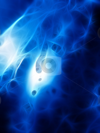 Abstract fractal stock photo, Abstract fractal background by Kirsty Pargeter