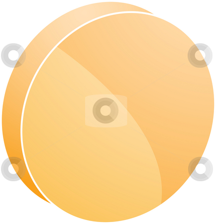 Audio icon Record stock photo, Record Audio icon illustration, 3d circle shape by Kheng Guan Toh