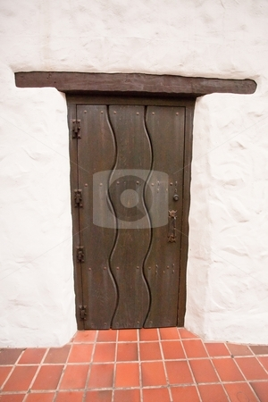 Door stock photo, A door is a moveable barrier used to cover an opening. by Mariusz Jurgielewicz