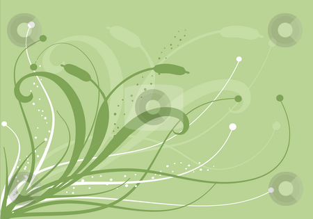 Background illustration stock photo, Background clipart -  computer generated illustarion for web template by Stelian Ion