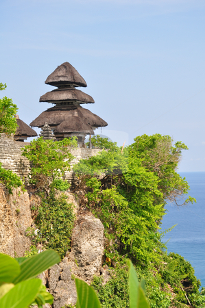 Uluwatu Temple stock photo, Uluwatu Temple by Daniel Rosner