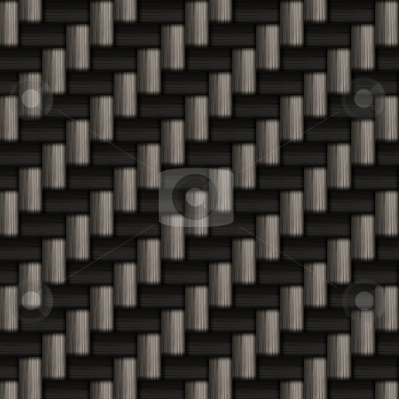 Carbon Fiber stock photo, Carbon fiber texture that works great as a pattern. by Todd Arena
