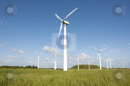 Wind turbine  stock photo, Windturbine by Jesper Klausen