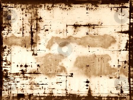 Grunge stock photo, Dirty rusty grunge background illustration by J?