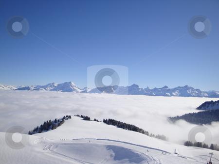 Snowy Mountains stock photo,  by Jack Richardson
