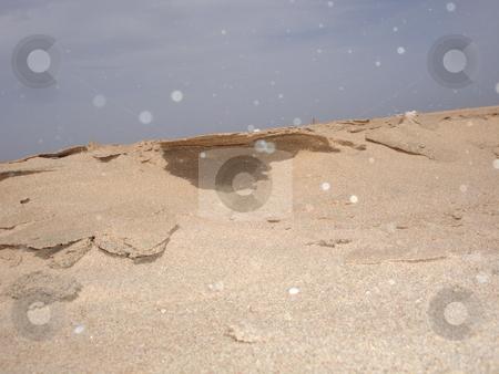 Sand Cliffs stock photo,  by Jack Richardson