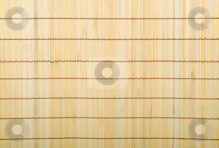 Wicker texture bamboo wood  stock photo, Wicker texture bamboo wood background by Vladyslav Danilin