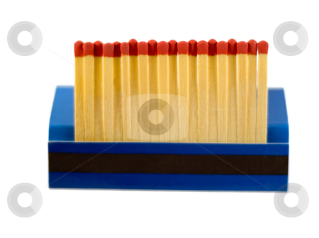 Matches stock photo, Book of matches ,isolated in white background by Vladyslav Danilin