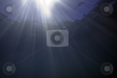 Sun Rays stock photo,  by Greg Amptman