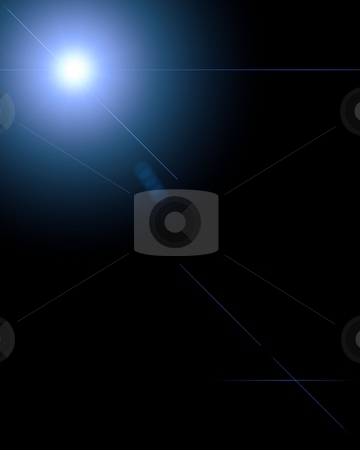 Lens flare stock photo, A background image of lens flare by Cora Reed