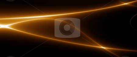 Fractal_02d stock photo, Abstract Rays of Light, fractal geenrated design. by Germán Ariel Berra