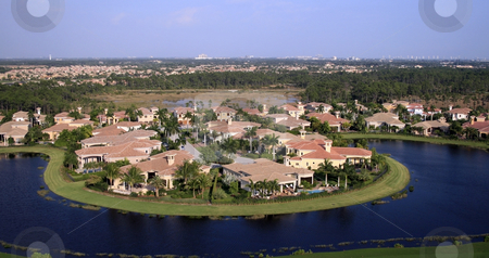 Florida Flyover stock photo,  by Kristopher Strach
