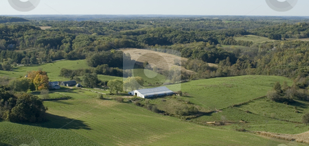 Wisconsin Farm stock photo,  by Kristopher Strach