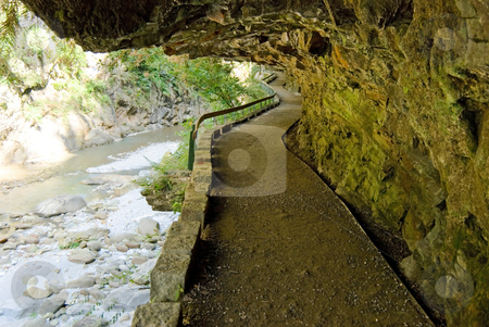Tunnel of Taroko national park, Hualien, East of Taiwan, East As stock photo, Road of Taroko national park, Hualien, East of Taiwan, East Asia by Lawren