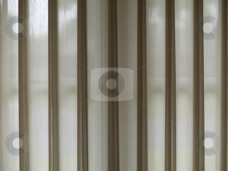 Curtains stock photo,  by W. Paul Thomas