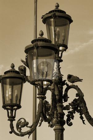 Venetian lamp stock photo, Venetian lamp by Desislava Draganova