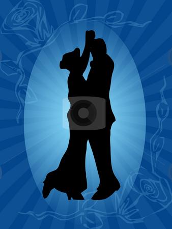 Dancers stock photo, Dancers by Minka Ruskova-Stefanova
