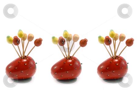 Toothpickholders stock photo, Toothpickholders by Minka Ruskova-Stefanova