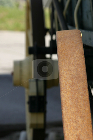 Old Antique Wagon Wheels stock photo, Close up on an Old Antique Wagon Wheels by Mehmet Dilsiz