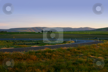 Washington stock photo, Southeastern Washington by Mehmet Dilsiz
