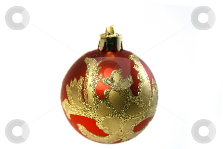 Christmas Ornament stock photo, Close up on Colorful Christmas Ornament by Mehmet Dilsiz