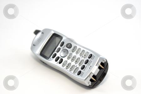 Isolated Telephone  stock photo, Isolated Telephone Shallow DOF by Mehmet Dilsiz