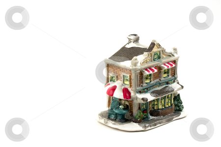 Christmas Decoration House - 7 stock photo, Christmas Decoration House - 7 by Mehmet Dilsiz